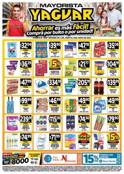 Ofertas de Hiper-Supermercados en el catálogo de Supermercados Yaguar en Paraná ( 3 días más )