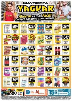 Ofertas de Hiper-Supermercados en el catálogo de Supermercados Yaguar en Mar del Plata ( Publicado ayer )