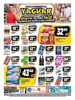 Catálogo Supermercados Yaguar ( Caducado )