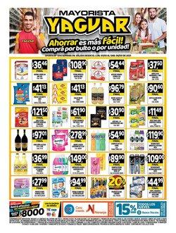 Catálogo Supermercados Yaguar ( Caduca hoy )