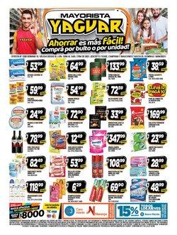 Catálogo Supermercados Yaguar ( Publicado ayer )