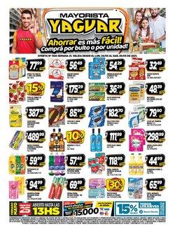 Ofertas de Supermercados Yaguar en el catálogo de Supermercados Yaguar ( Vencido)