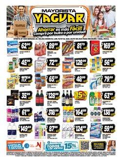 Ofertas de Supermercados Yaguar en el catálogo de Supermercados Yaguar ( Vence hoy)