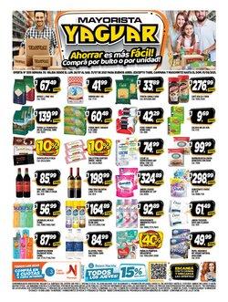 Catálogo Supermercados Yaguar ( 3 días más)