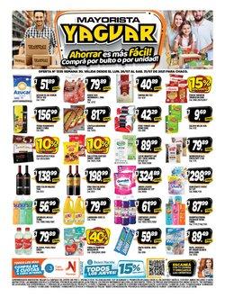 Ofertas de Supermercados Yaguar en el catálogo de Supermercados Yaguar ( 3 días más)
