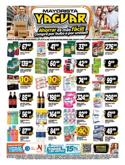 Ofertas de Hiper-Supermercados en el catálogo de Supermercados Yaguar ( 3 días más)