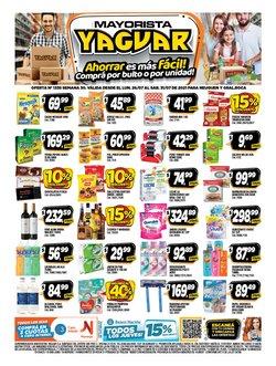 Ofertas de Supermercados Yaguar en el catálogo de Supermercados Yaguar ( 2 días más)