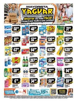 Catálogo Supermercados Yaguar ( 2 días más)