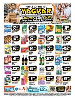 Ofertas de Supermercados Yaguar en el catálogo de Supermercados Yaguar ( Publicado hoy)