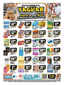 Ofertas de Hiper-Supermercados en el catálogo de Supermercados Yaguar ( Publicado hoy)