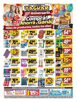 Ofertas de Hiper-Supermercados en el catálogo de Supermercados Yaguar ( 2 días más)