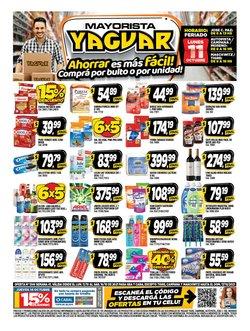 Ofertas de Supermercados Yaguar en el catálogo de Supermercados Yaguar ( Vence mañana)