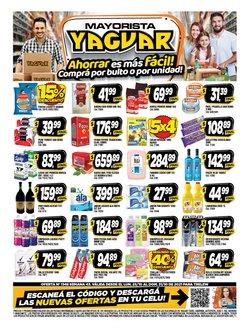Catálogo Supermercados Yaguar ( Publicado hoy)