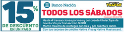 Ofertas de Supermercados Yaguar  en el folleto de Morón