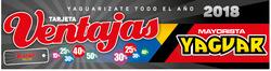 Ofertas de Supermercados Yaguar  en el folleto de Lomas del Mirador