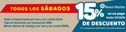 Ofertas de Supermercados Yaguar  en el folleto de Vicente López