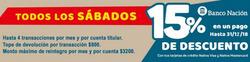Ofertas de Supermercados Yaguar  en el folleto de Neuquén