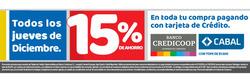 Ofertas de Supermercados Yaguar  en el folleto de Libertad