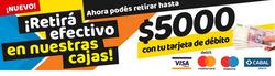 Ofertas de Supermercados Yaguar  en el folleto de Salta