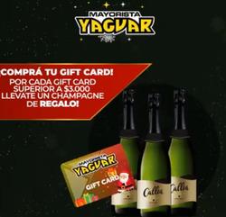 Cupón Supermercados Yaguar en Lomas de Zamora ( Caduca hoy )