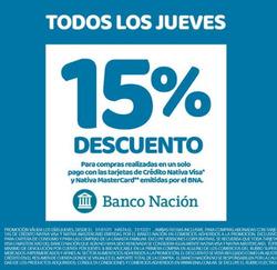 Cupón Supermercados Yaguar en Quilmes ( 11 días más )