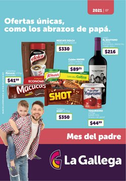 Catálogo La Gallega Supermercados ( 7 días más)