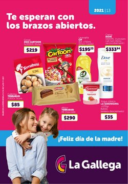 Catálogo La Gallega Supermercados ( 11 días más)