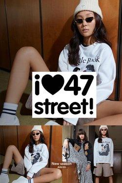 Catálogo 47 Street ( Más de un mes)