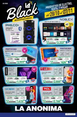 Ofertas de Hiper-Supermercados en el catálogo de La Anonima ( Publicado hoy)