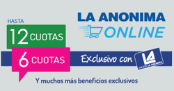 Ofertas de La Anonima  en el folleto de Neuquén