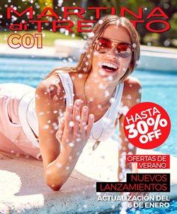 Ofertas de Ropa, Zapatos y Accesorios en el catálogo de Martina di Trento en La Paternal ( 7 días más )