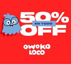 Ofertas de Ropa, Zapatos y Accesorios en el catálogo de Owoko ( Vence mañana)