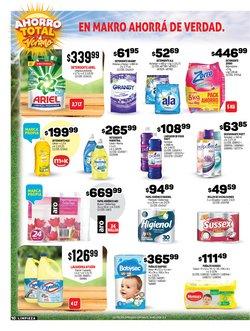 Ofertas de Detergente en Makro