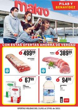 Ofertas de Hiper-Supermercados en el catálogo de Makro en Martínez ( 3 días más )