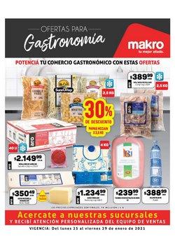 Catálogo Makro en Recoleta ( 2 días más )