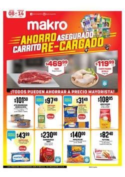 Ofertas de Hiper-Supermercados en el catálogo de Makro en Lanús ( Caduca mañana )