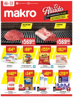 Catálogo Makro ( Publicado hoy)