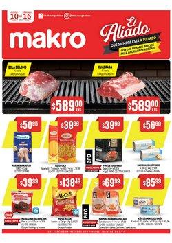 Catálogo Makro ( Vence hoy)
