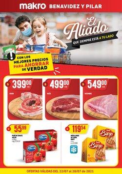 Ofertas de Hiper-Supermercados en el catálogo de Makro ( 3 días más)