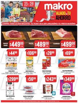 Ofertas de Hiper-Supermercados en el catálogo de Makro ( Publicado hoy)