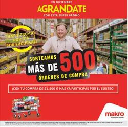 Ofertas de Makro  en el folleto de Neuquén