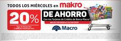 Cupón Makro en Guiñazú ( 11 días más )