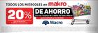 Cupón Makro en Microcentro ( 6 días más )