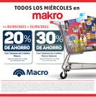 Cupón Makro en Corrientes ( Publicado ayer )
