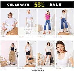 Ofertas de Ropa, Zapatos y Accesorios en el catálogo de Akiabara en La Paternal ( 4 días más )