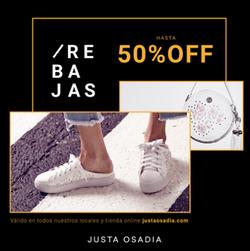 Ofertas de Justa Osadia  en el folleto de Buenos Aires