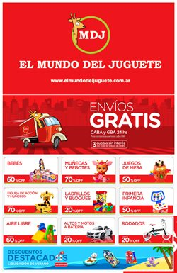 Catálogo El Mundo del Juguete ( Publicado ayer )
