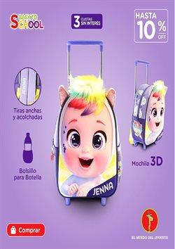 Ofertas de Juguetes, Niños y Bebés en el catálogo de El Mundo del Juguete en Martínez ( Caduca mañana )
