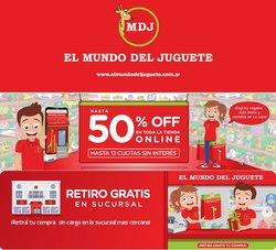 Catálogo El Mundo del Juguete ( Vencido)