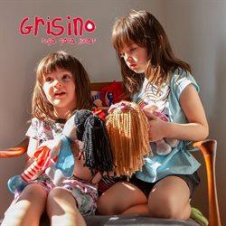 Ofertas de Juguetes, Niños y Bebés en el catálogo de Grisino ( 22 días más )